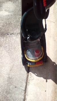 black and red Bissell steam cleaner Spring Hill