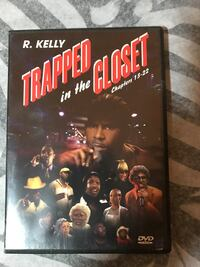 Trapped in the closet dvd case Thousand Oaks, 91360