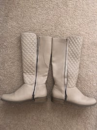 Charming Charlie size 8 boots worn once Manassas, 20111