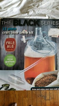Craft beer brewing kit. Albany, 12210