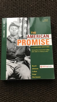 The American promise textbook Ralston, 68127