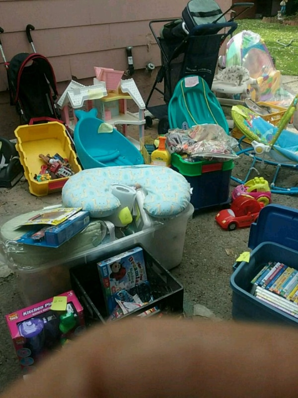 Infant items and toys