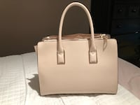 H&M Nude Pink Leather Handbag Surrey, V3S 1S5