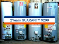 Water Heaters Gas Electric Hot Boiler Heater 50 40 30 Gallon Las Vegas, 89104
