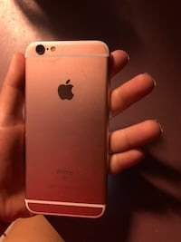 Rose gold iphone 6s  Jacksonville, 32277