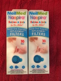 NeilMed Nasir's Replacement Filters. 30 count. $3.00 each or 2 for $5.00. Jackson