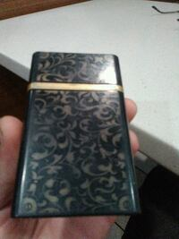 Cigarette case with built in lighter London, N6J 2M9
