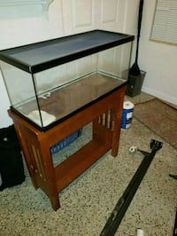 Reptile  20 gal long tank and stand Melbourne, 32904