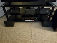 Pioneer HDMI Receiver + 5 Speakers and Subwoofer Vancouver, V5Z