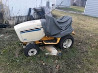 Cub cadet lawnmower and snow through  too...have all...  won't start Des Moines, 50316
