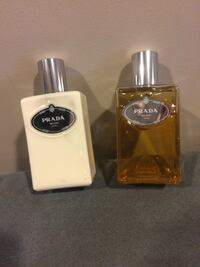 New Prada Milano Infusion D'Iris lotion and shower gel 3.4 oz each WOMENS Wappingers Falls, 12590