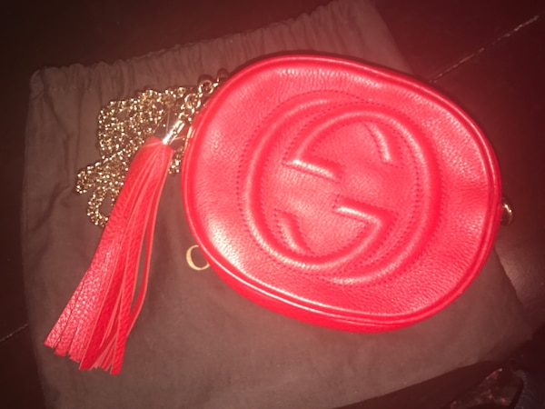 3bed8d4ccccf Used GUCCI Soho Disco Chain Bag for sale in Toronto - letgo