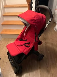 Used Baby Stroller Summer Infant 3d Lite Convenience For