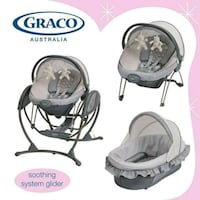 Graco soothing system