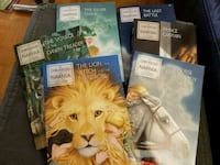 The Chronicles of Narnia - C.S. Lewis (Books 2-7)  Toronto, M5S 1S5