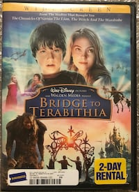 "Movie ""Bridge To Terabithia"" it's all yours  Springfield, 22153"