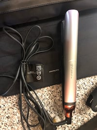 "GHD limited edition platinum 1"" straightener Toronto, M2N 7C4"