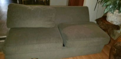 HIDE A BED WITH MATTRESS,PART OF CORNER SECTIONAL SET!!!!!