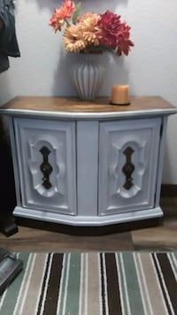 Small 2 Door Sided Table Minneapolis, 55428