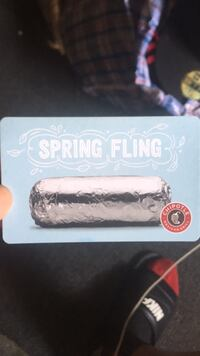 Chipotle gift cards half price