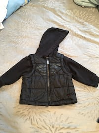 Ck Vest and Kenneth Cole Light Jacket 12months New York, 11101