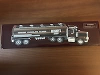 TAYLOR MADE TRUCKS HERSHEY'S TOY TANKER COINBANK TRUCK TMT-18114 new