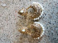 two gold-colored and white pearl bracelets Mississauga, L4X 1S9