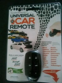 New Universal Car Remote Mauldin, 29662