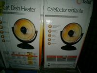 Electric dish heaters Charlotte, 28216