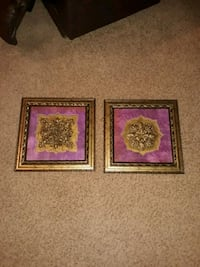two brown wooden photo frames Syracuse, 13209