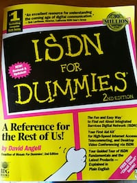 Isdn for dummies Ramsey, 55303