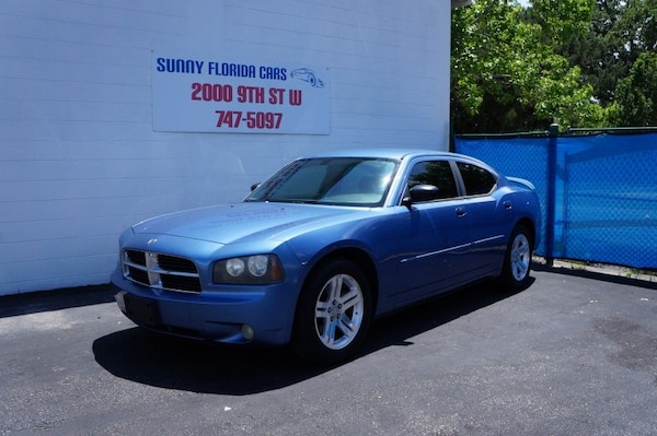 Blue Dodge Charger >> 2007 Dodge Charger Blue