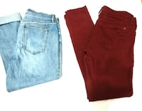 $20 For Two Pairs of Jeans Toronto