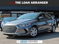 2018 Hyundai Elantra with 36,276km and 100% Approved Financing