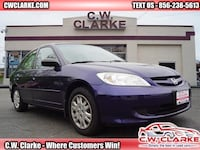 Used 2004 Honda Civic for sale Gloucester City, 08030