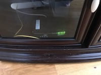 Dark Wood TV console for sale New York, 11214
