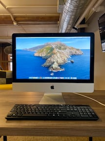 iMac (Late 2015 - 21.5 Inches)