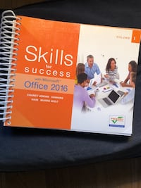 SKILLS FOR SUCESS MICROSOFT OFFICE Edmonton, T5K 1A4