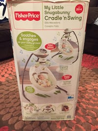"Fisher Price ""Cradle'n Swing"" Falls Church, 22046"