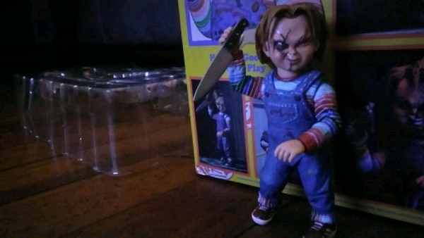 Chuckie Doll with box