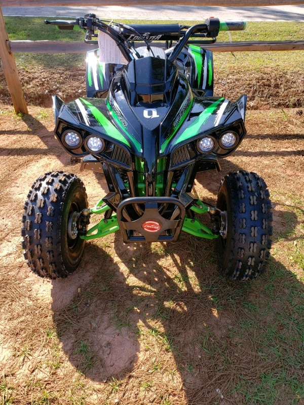 Brand new coolster 125cc Challenger youth ATV