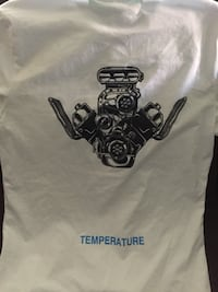 "OFF- White Men "" Temperature "" Shirt Washington, 20020"