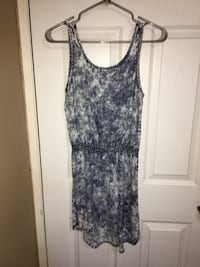 Denim styled dress Edmonton
