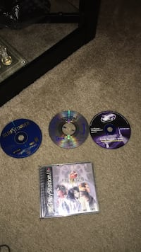 Ps1 and Dreamcast games Cutler Bay, 33190