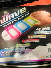 Wave electonic game