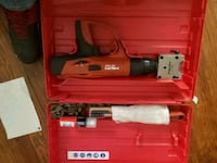 HILTI DX 462 Powder actuated tool with X-HM Head and dyes can ship Catoosa, 74015