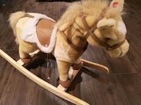 Rocking Horse with Sound (Batteries Sold Separate) Mississauga, L4Y 3T2