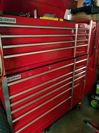 Harbor freight tool box  Laurel