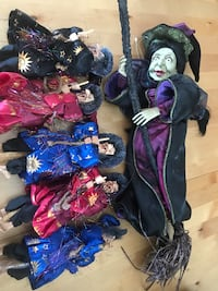 Hanging Halloween Witches  Calgary, T2C