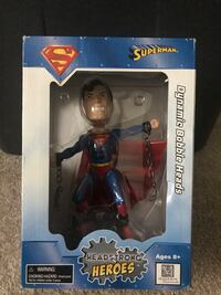 Superman action figure in box Cary, 27519